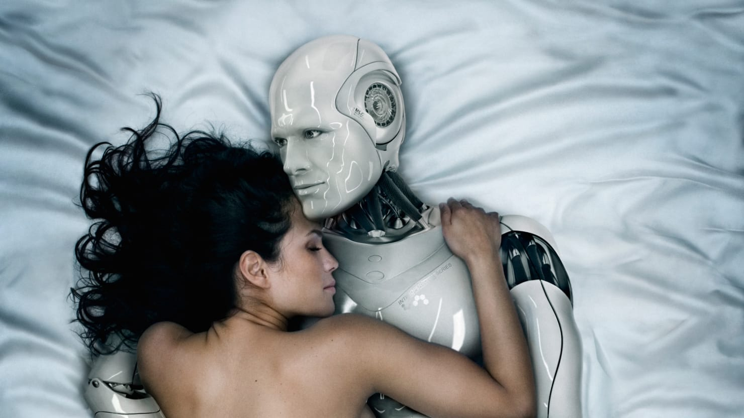 stories robots Erotic