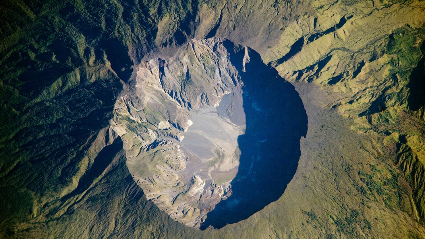 The Volcano That Rewrote History