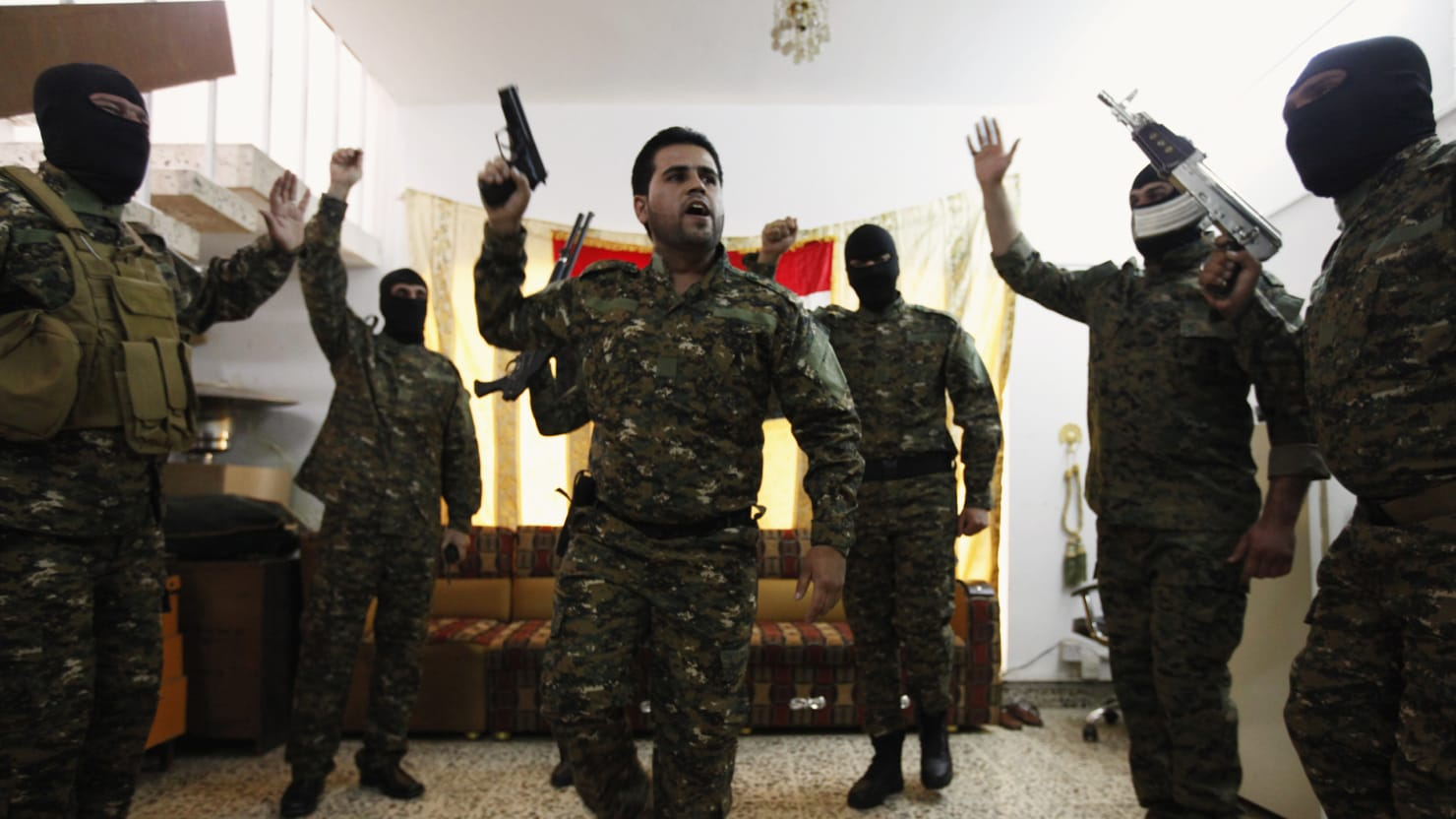 Syria's Terror Blowback Threatens Europe and the United States