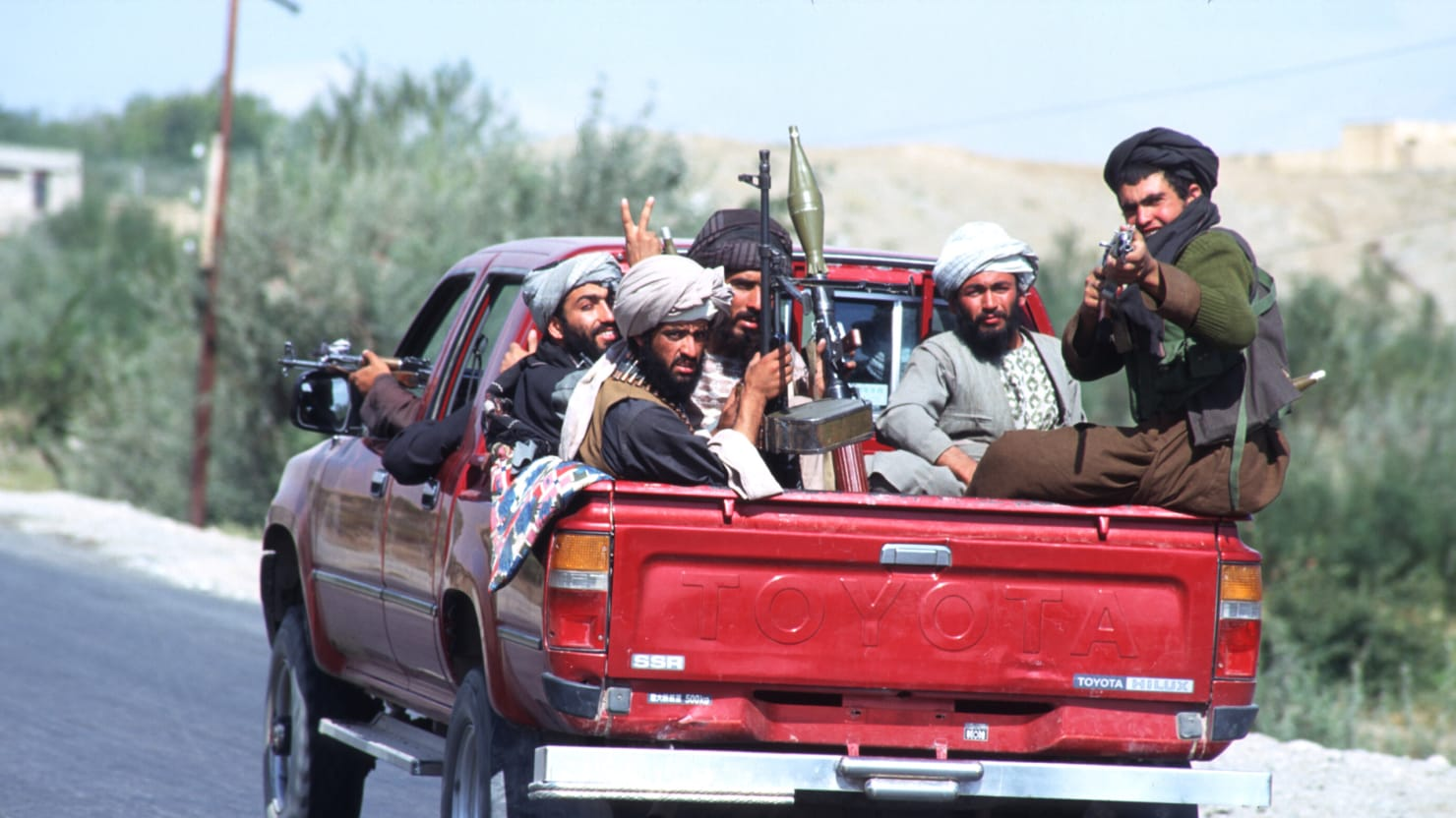 Exclusive: CIA Falls Back in Afghanistan