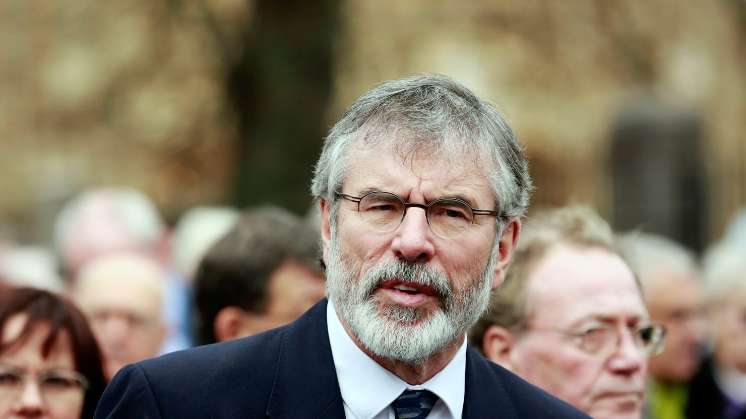 Slikovni rezultat za Gerry Adams sinn fein