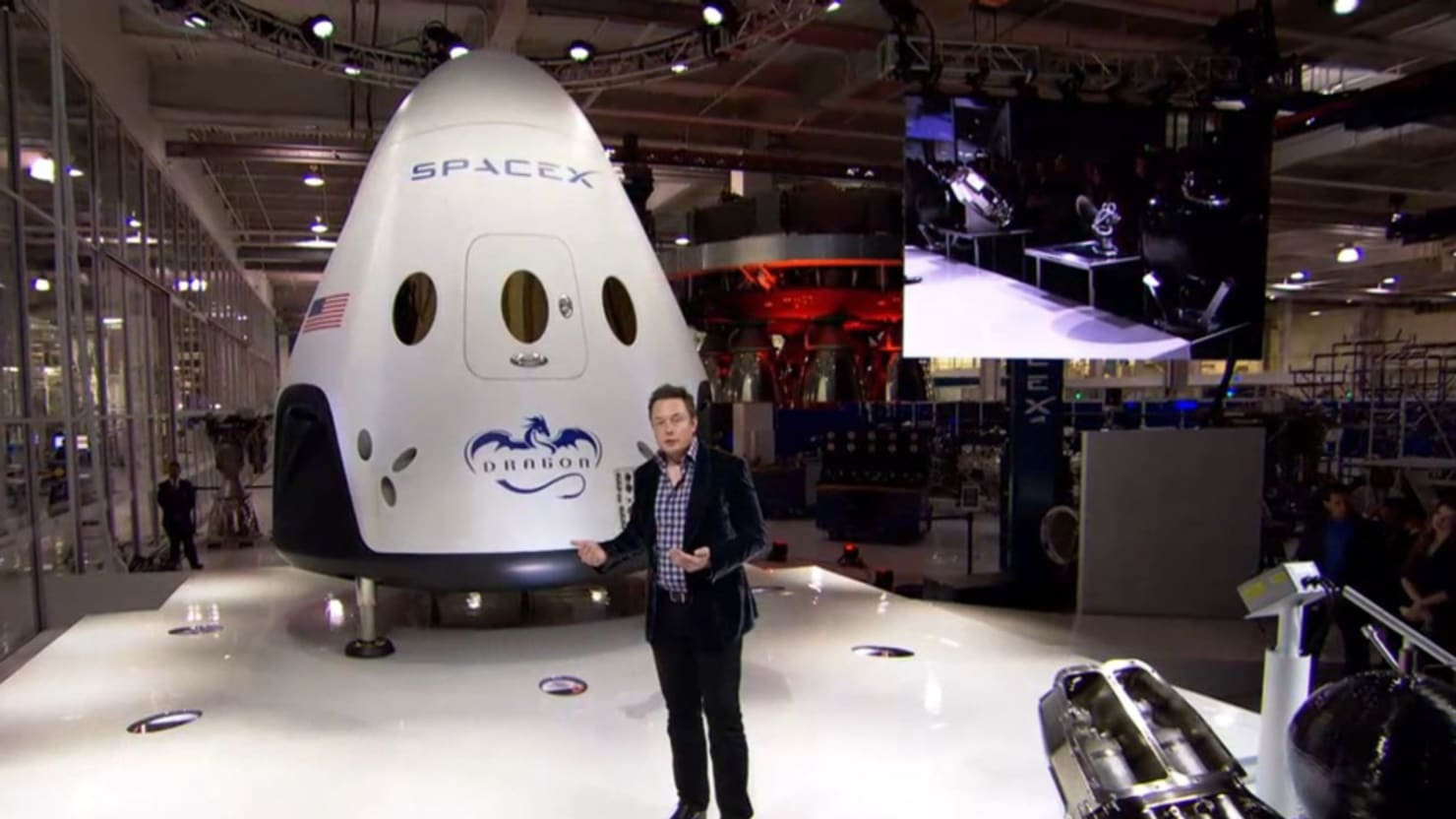 spacex u2019s dragon v2 will land exactly where it wants to