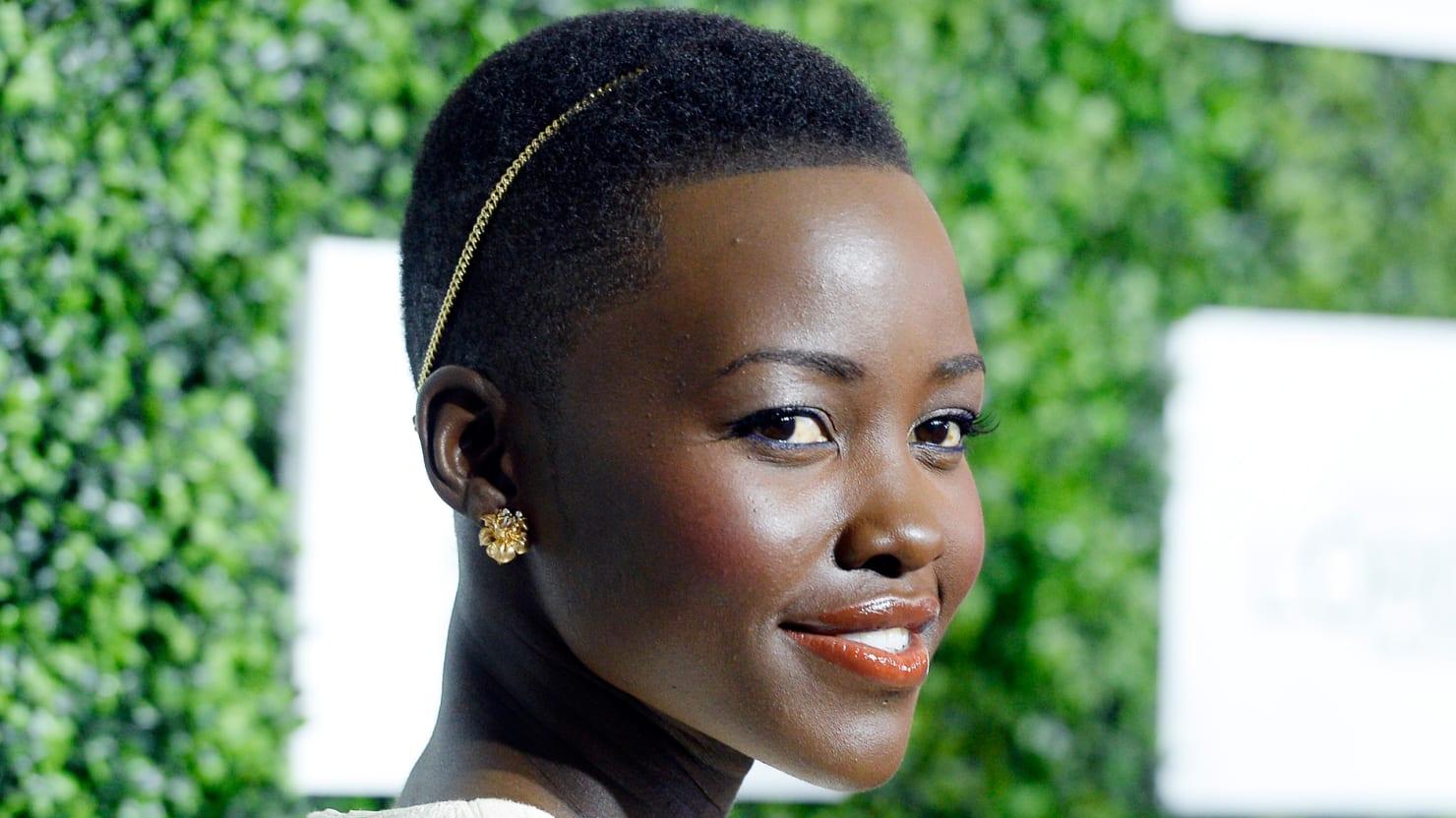 Lupita Nyong'o's 'Acceptable Blackness' and the Myth of a Post-Racial Hollywood