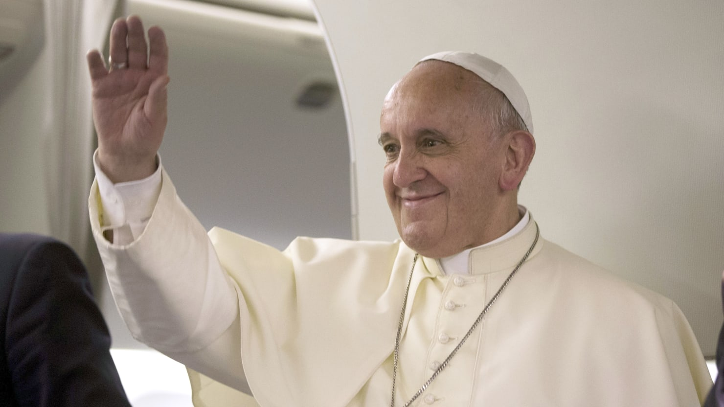 Pope Francis Says He Might Retire