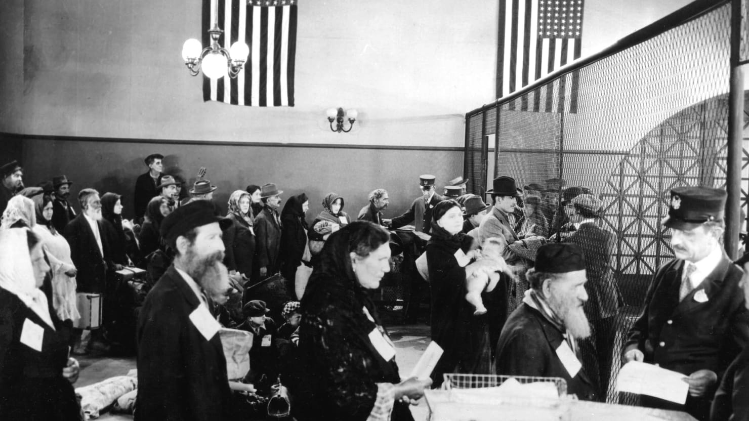 K And J Auto >> Ellis Island's Doubled-Edged Legacy