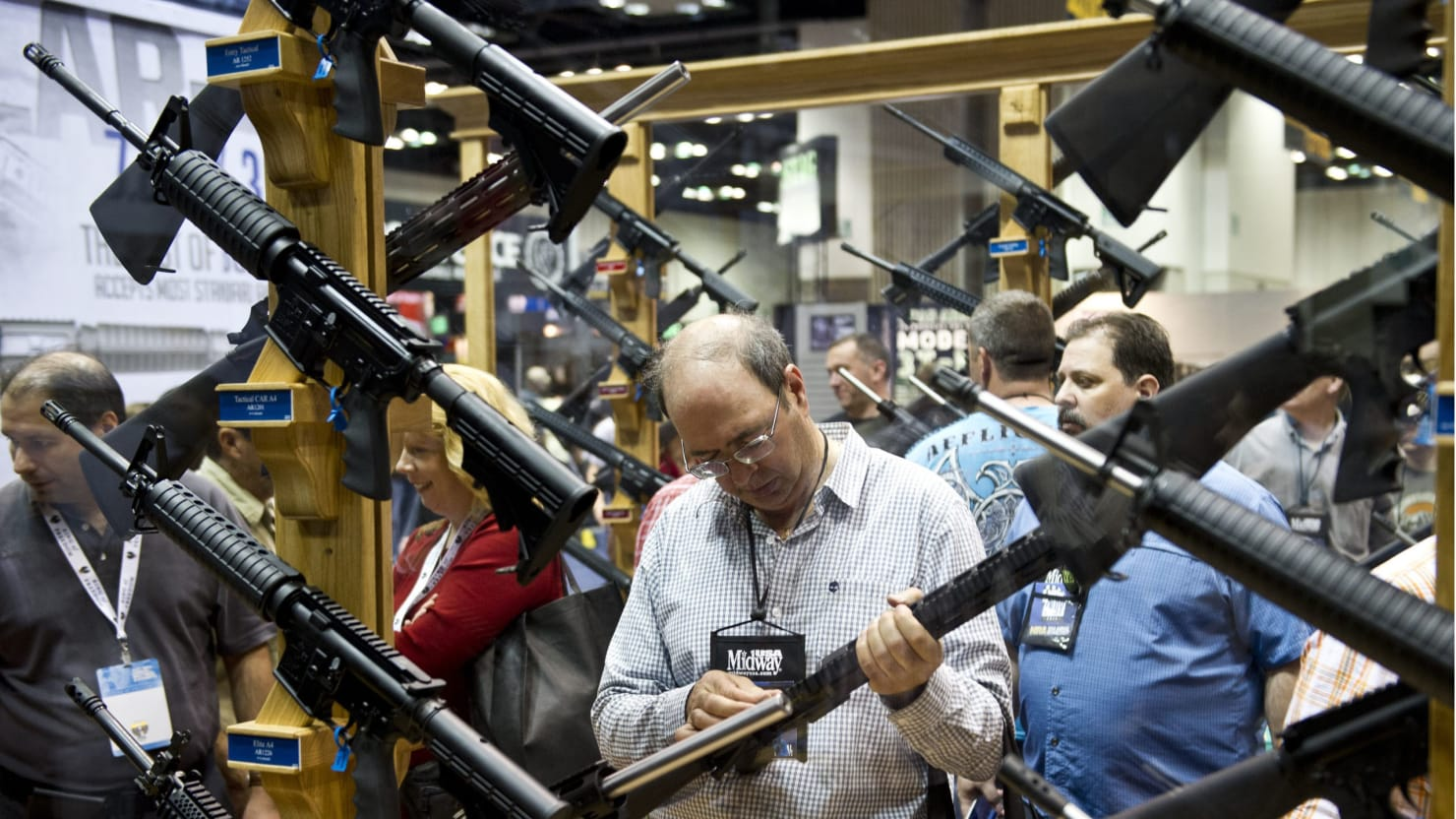 How the NRA Enables Massacres