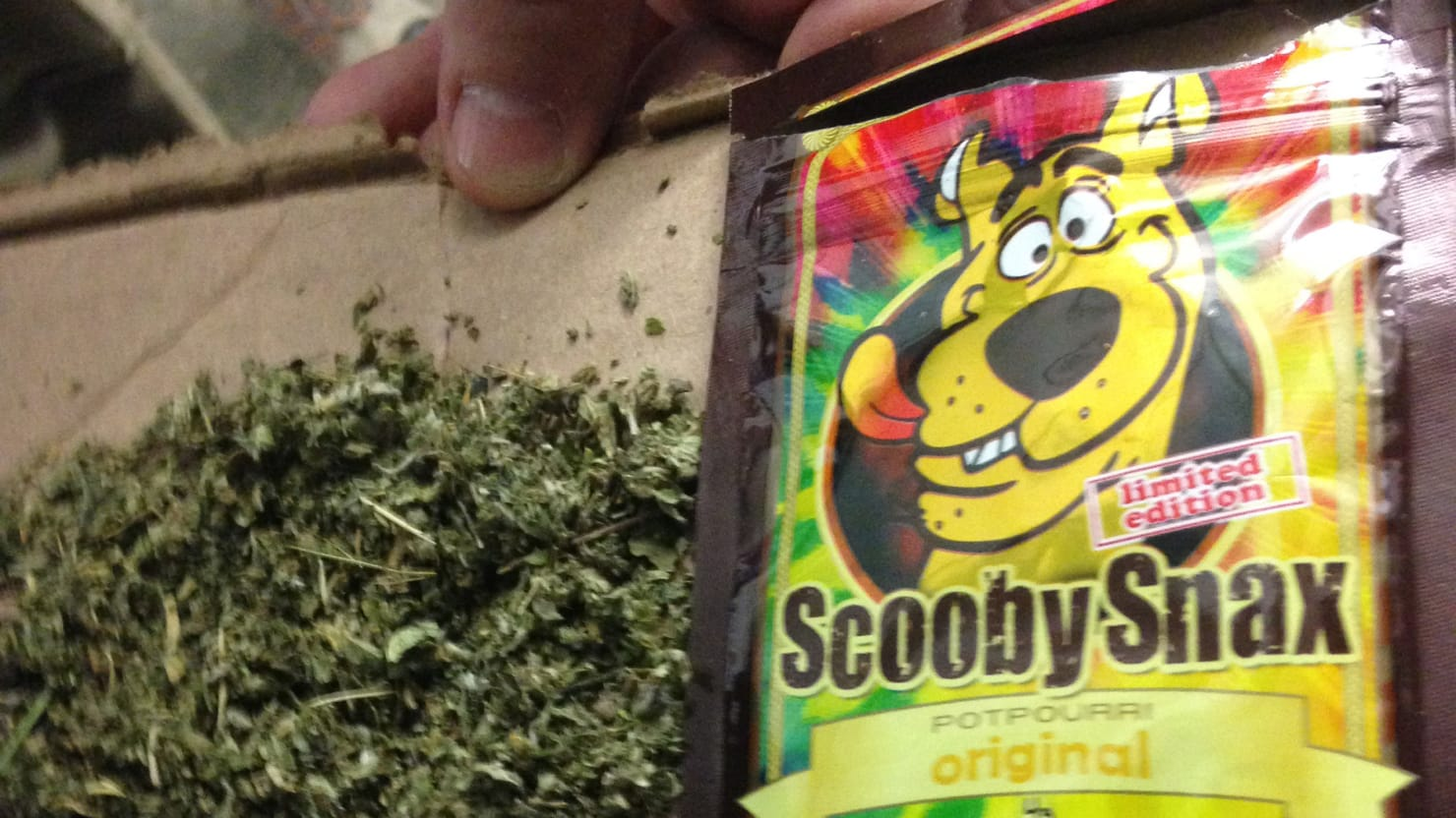 Synthetic Pot Sends Hundreds to the ER foto