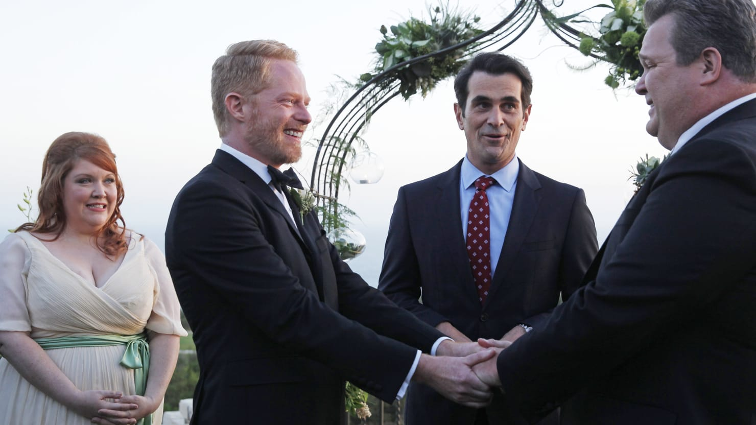Mitch And Cam Finally Said I Do On The Season Finale Of Modern Family A Landmark Moment In Marriage Equality Movement