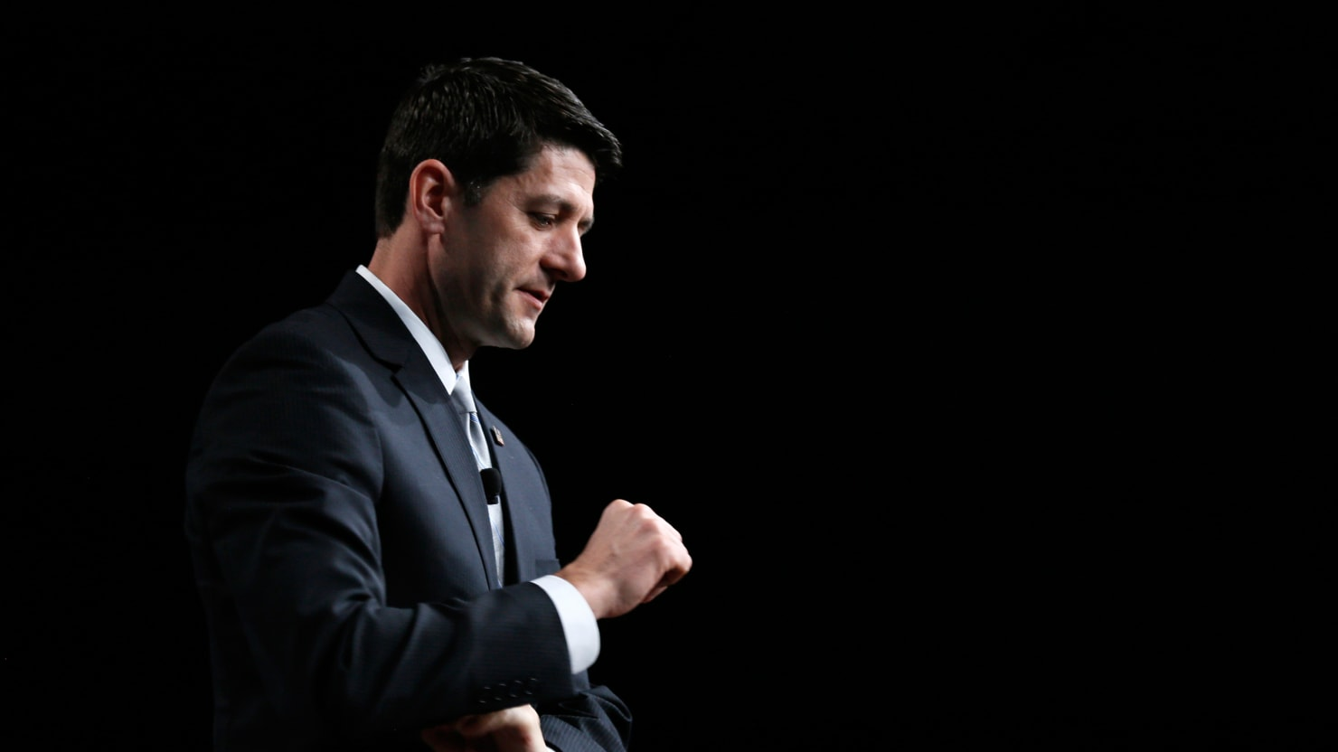 Paul Ryan's War on Poverty