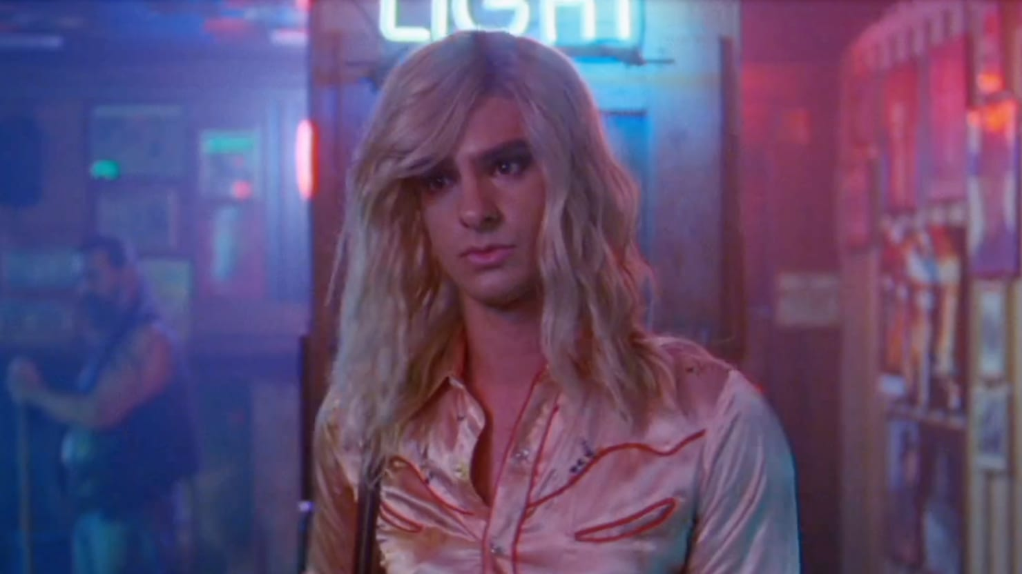 Andrew Garfield in 'We Exist' and More Celebrities in Music Videos