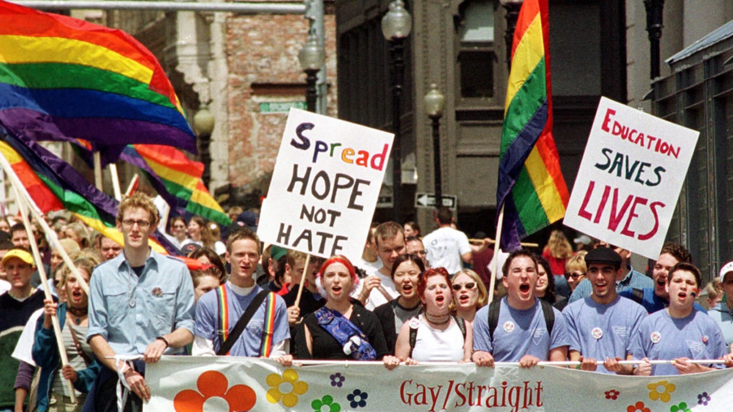 Believers Must Fight for Gay Teens