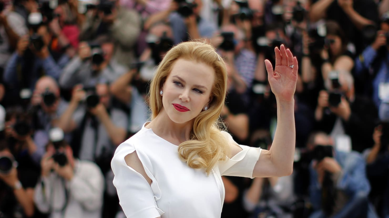 the only thing that sparkles in �grace of monaco��the jewels