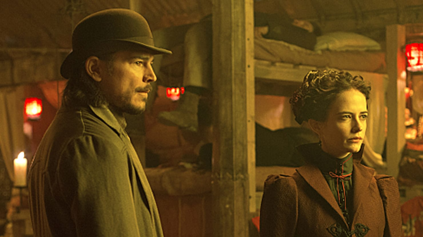 'Penny Dreadful' Is a Shameless Orgy of Blood, Gore, and Scary Fun