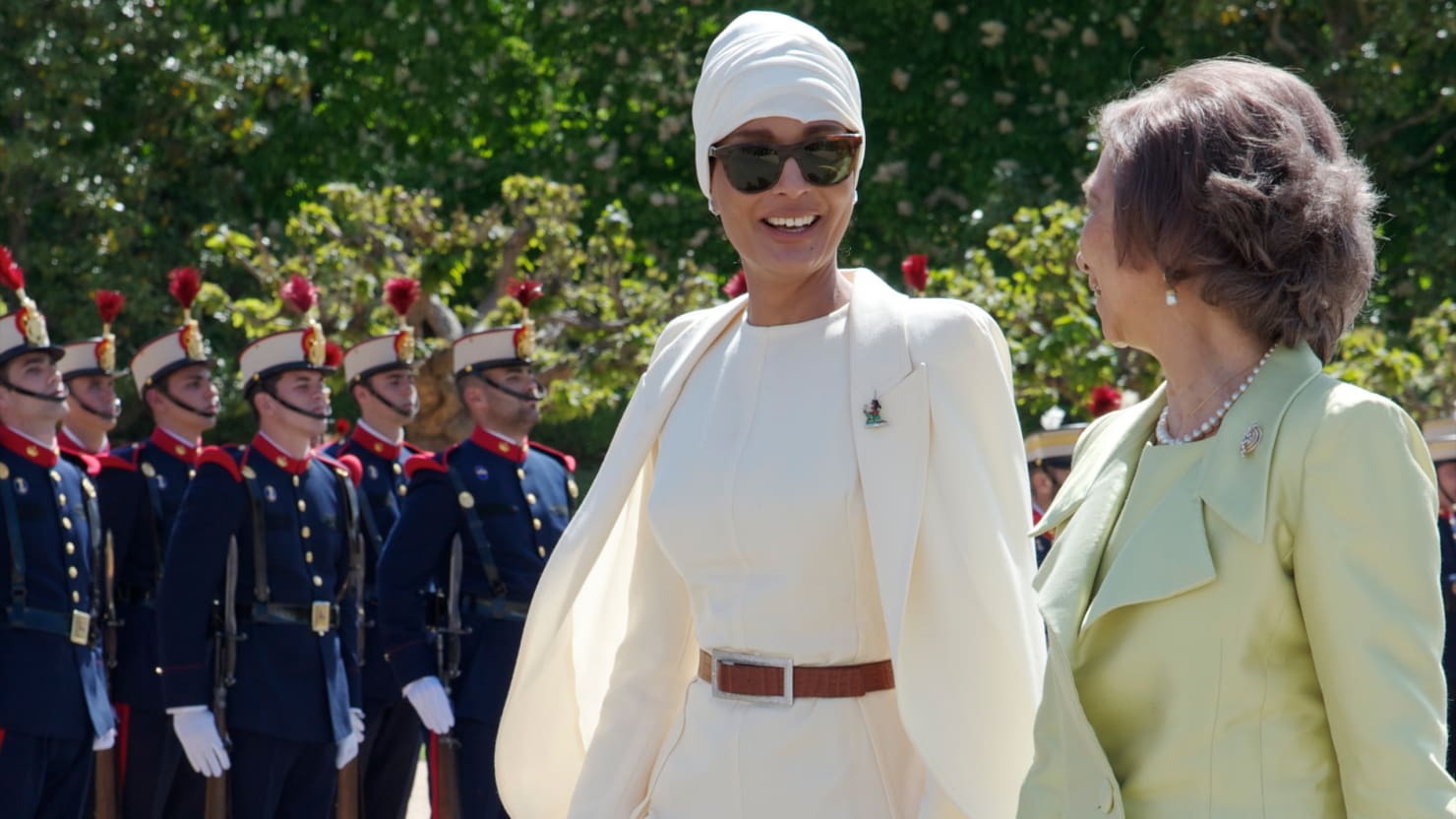 Why You've Never Heard of the World's Best-Dressed Royal