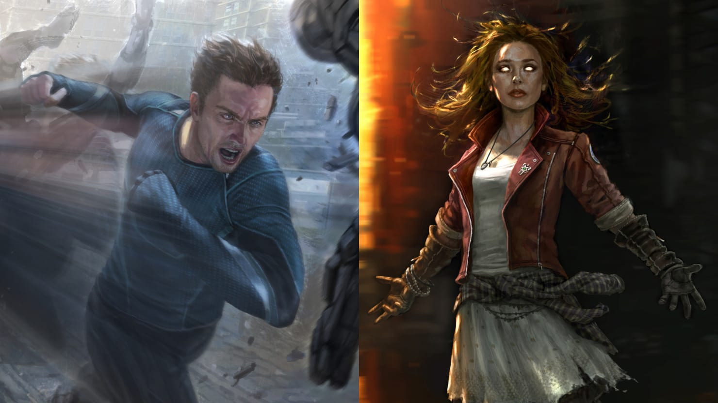 A Guide to Scarlet Witch and Quicksilver, the Twins Teased ... Lilith Supernatural