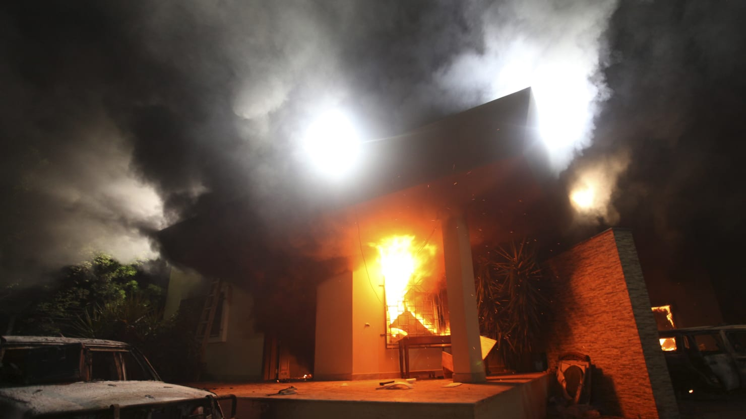 Obama Administration Accused Of Slow Walking Congress On Benghazi