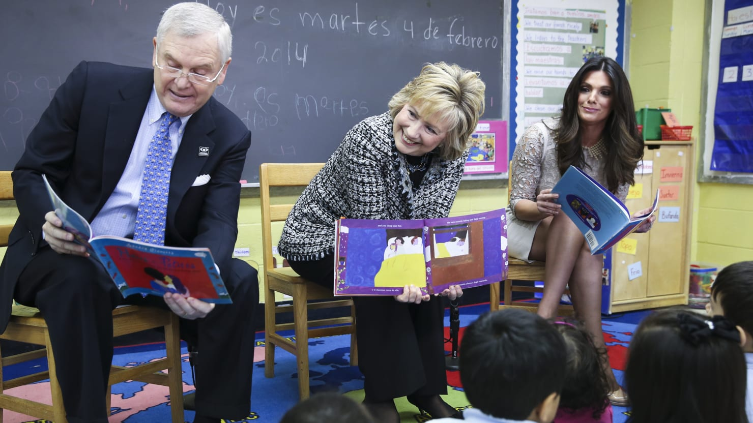 How a Kids Program Hillary Brought to Arkansas Could Unite Democrats