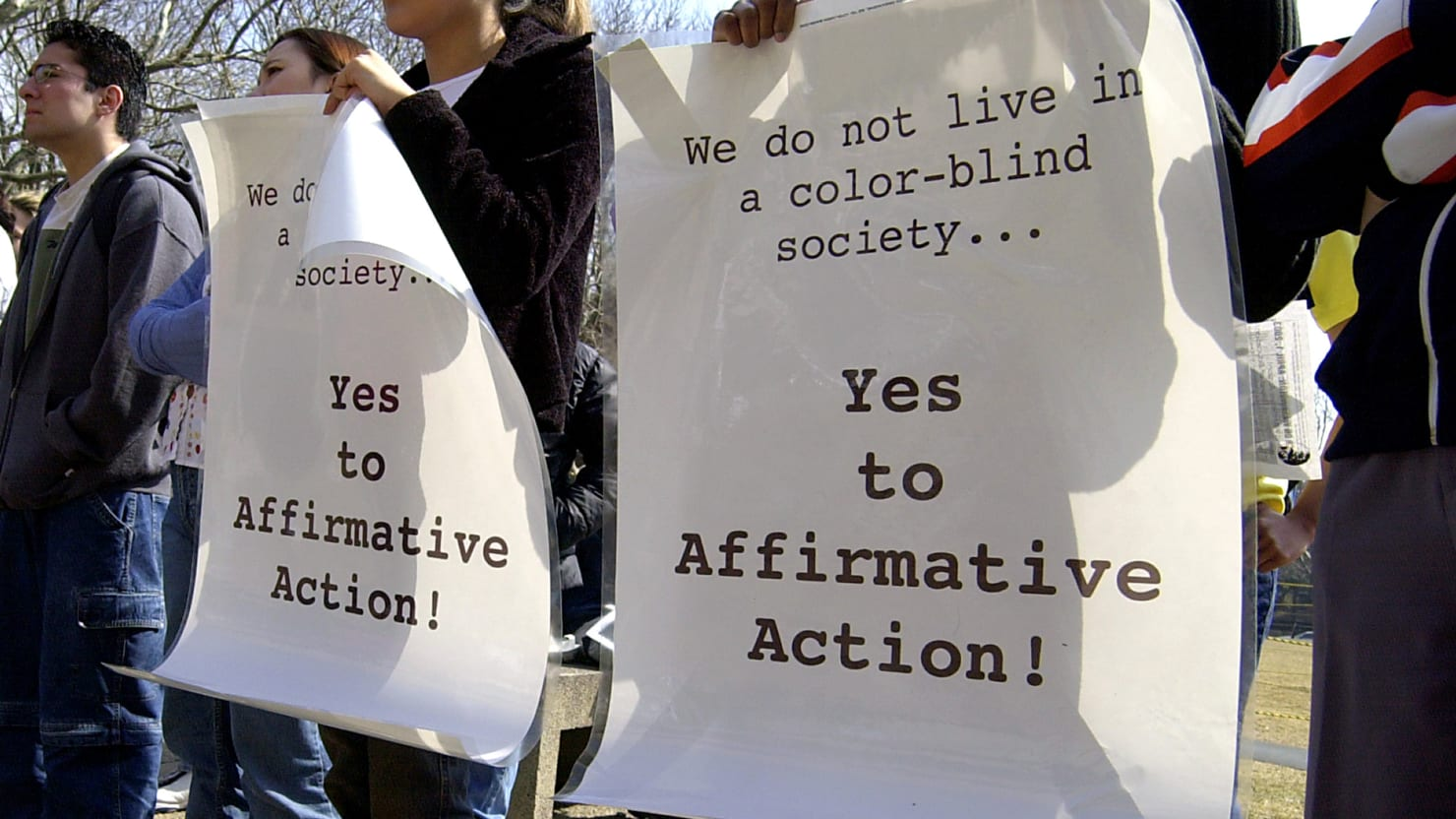 essays against affirmative action Soon thereafter, however, a backlash against affirmative action in higher education took hold affirmative action - aclu position paper facebook twitter.