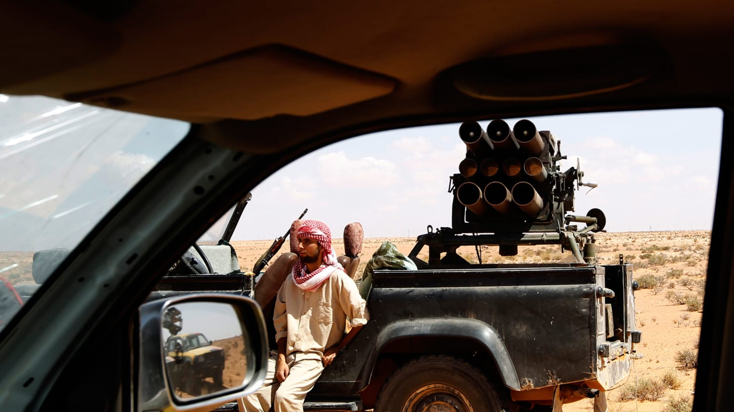 Jihadists Now Control Secretive U.S. Base in Libya