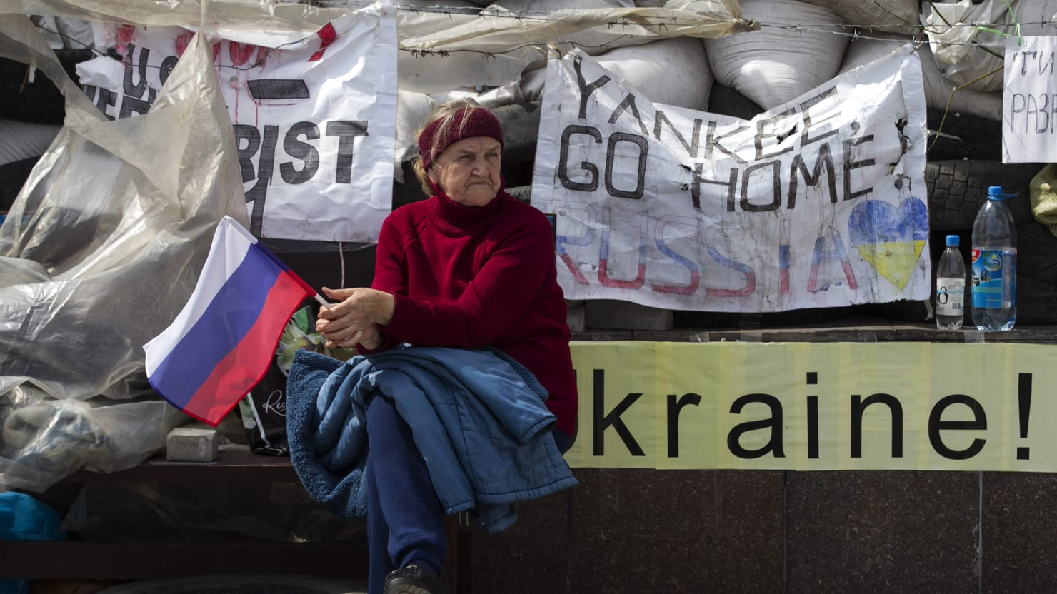 Ukraine Foreign Minister Speaks of Mistrust—and a Truce