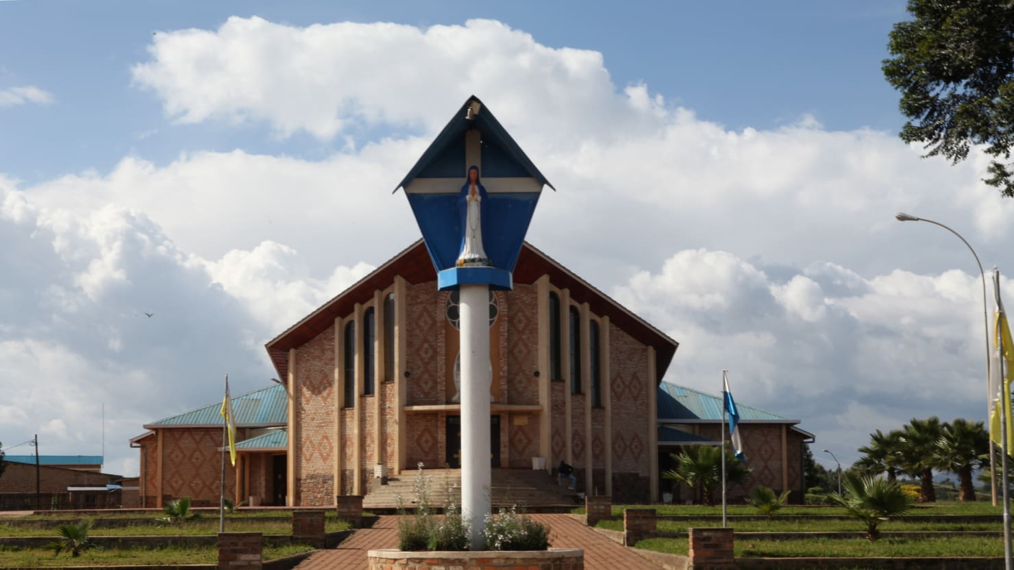 Town And Country Auto >> Did the Virgin Mary Warn Rwanda's Holiest Town of the ...