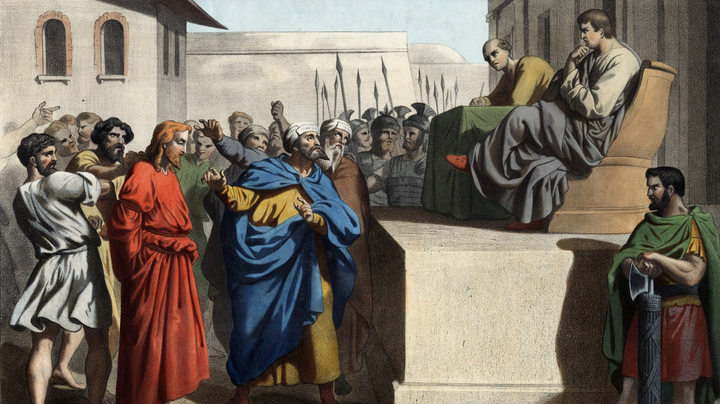 The Politics of Pontius Pilate: How Not to Lead