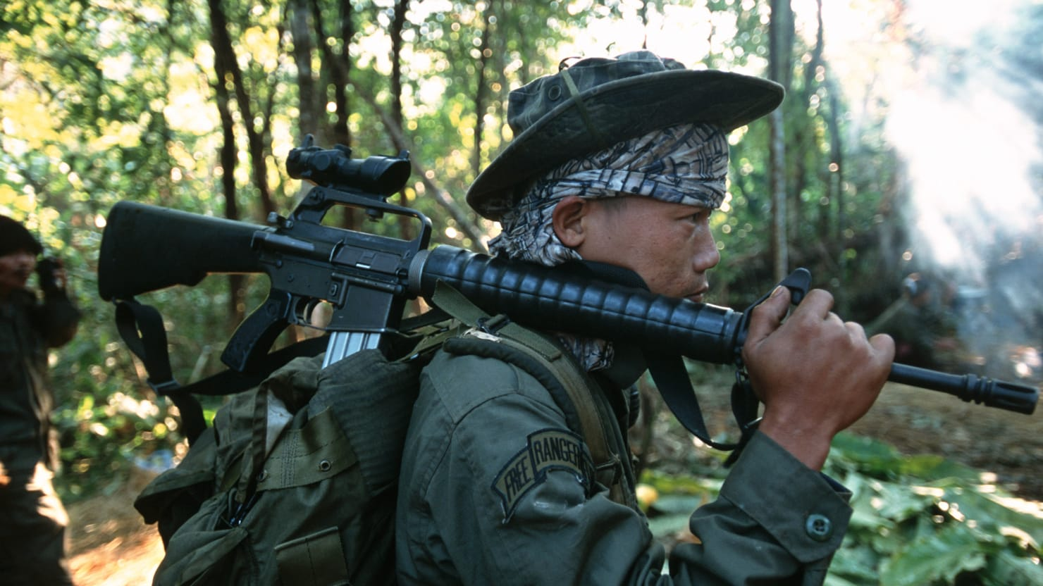 One Way Auto >> Myanmar's Free Burma Rangers Are Like Doctors Without ...