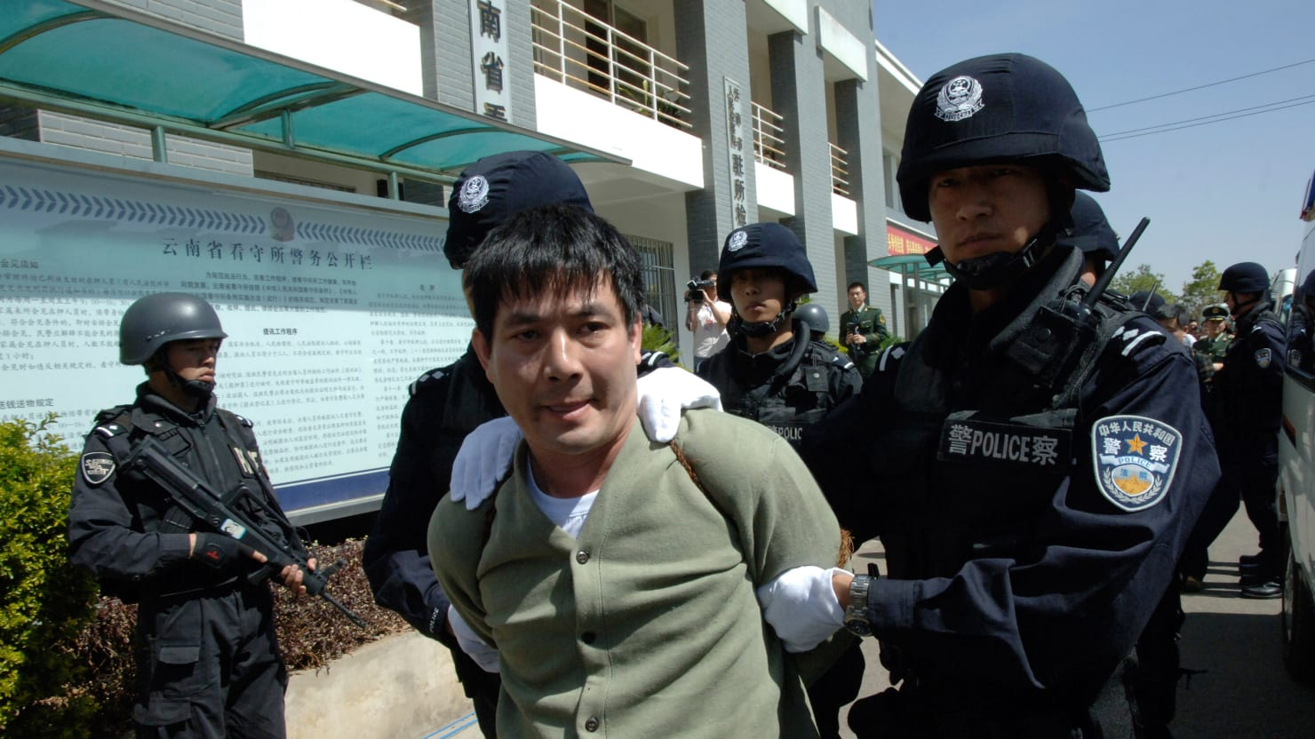 How China Used Drones to Capture a Notorious Burmese Drug Lord