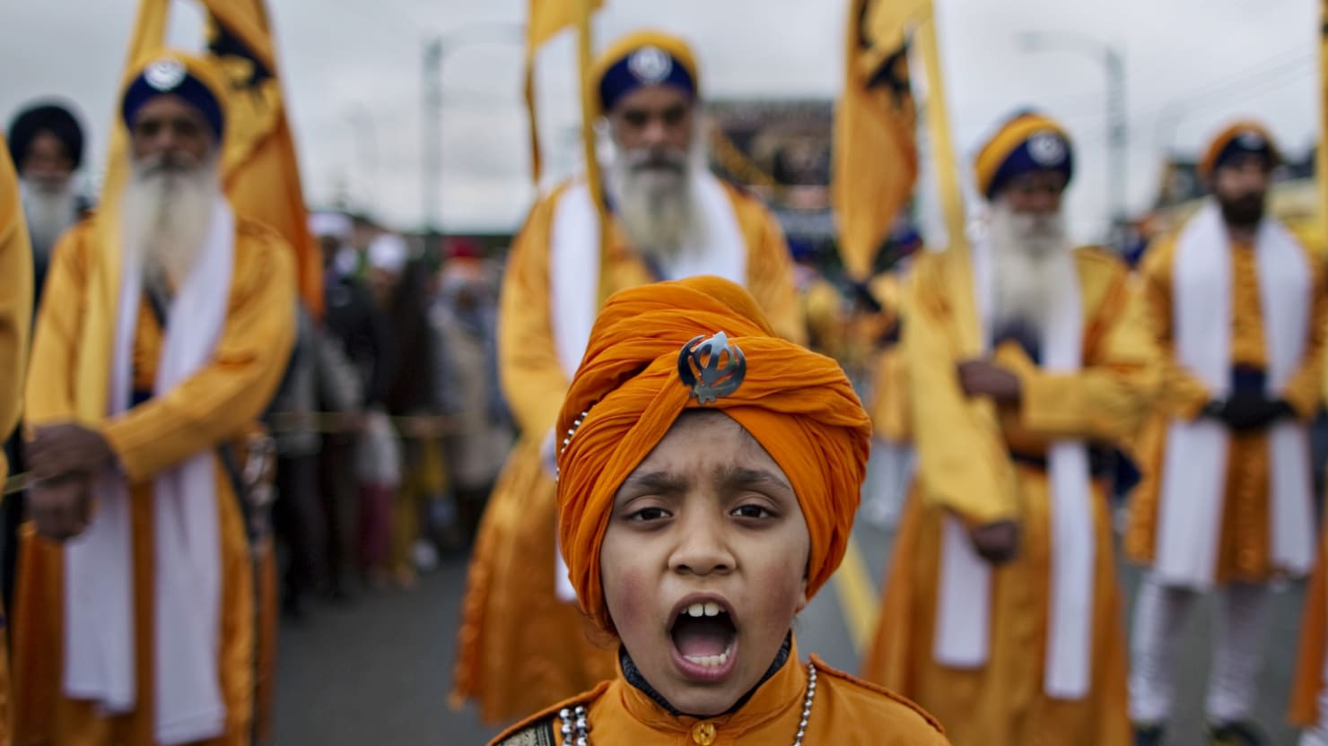 the meaning of vaisakhi the biggest sikh celebration