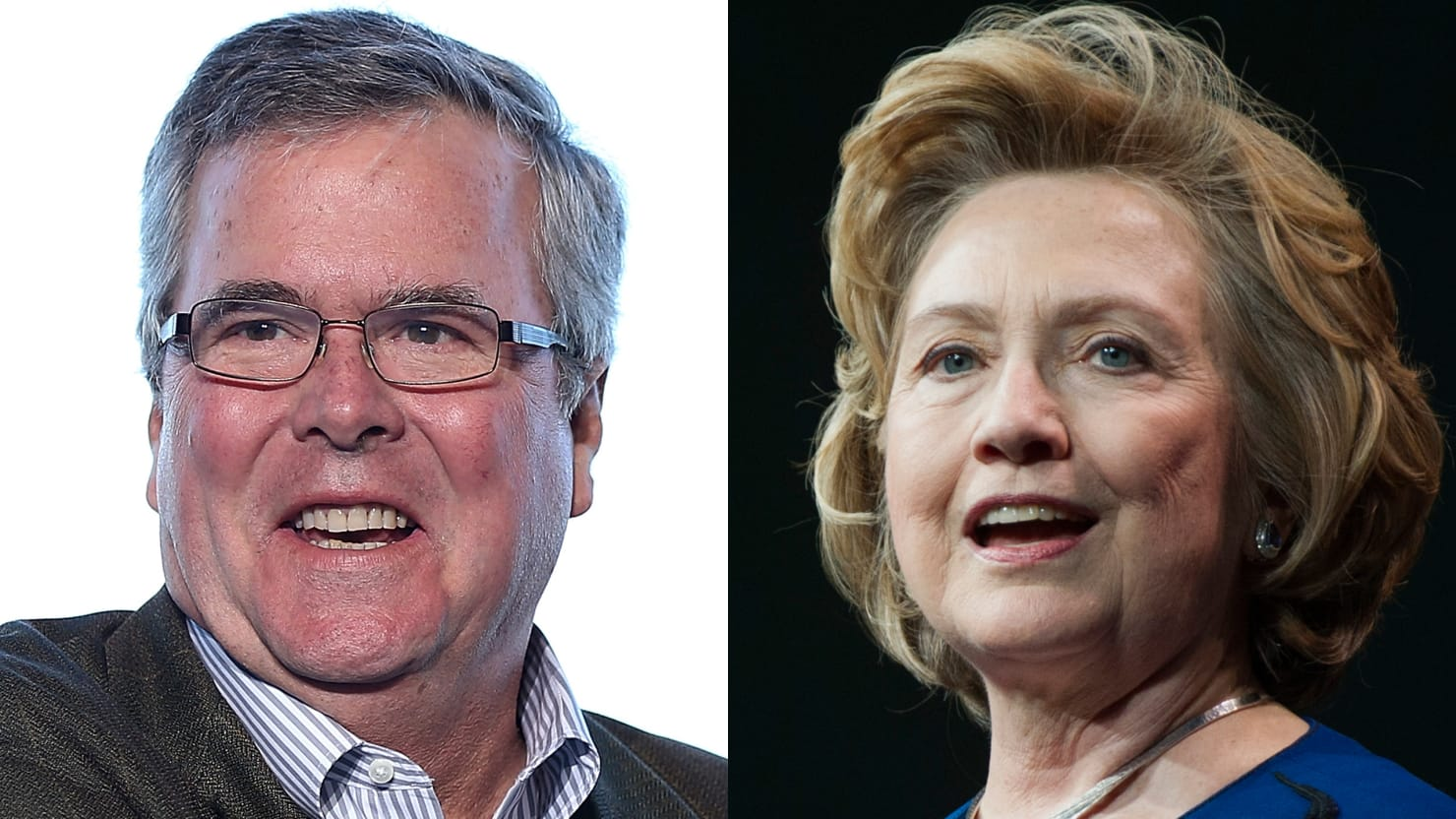 Why Hillary vs. Jeb Would Be Great for America