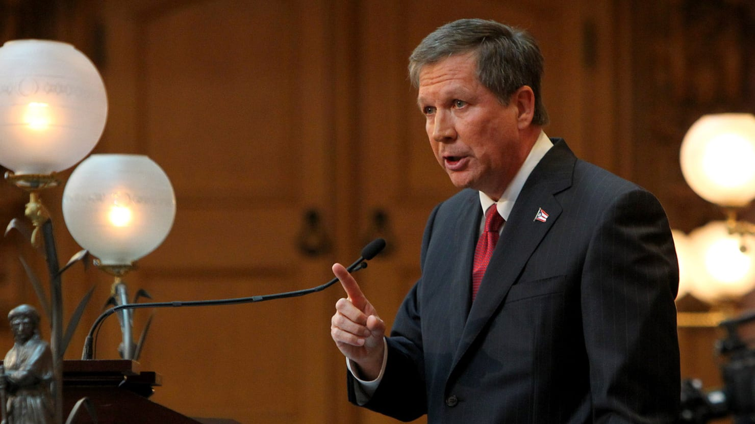 Is John Kasich The Most Formidable 2016 GOP Candidate You Don't Know?
