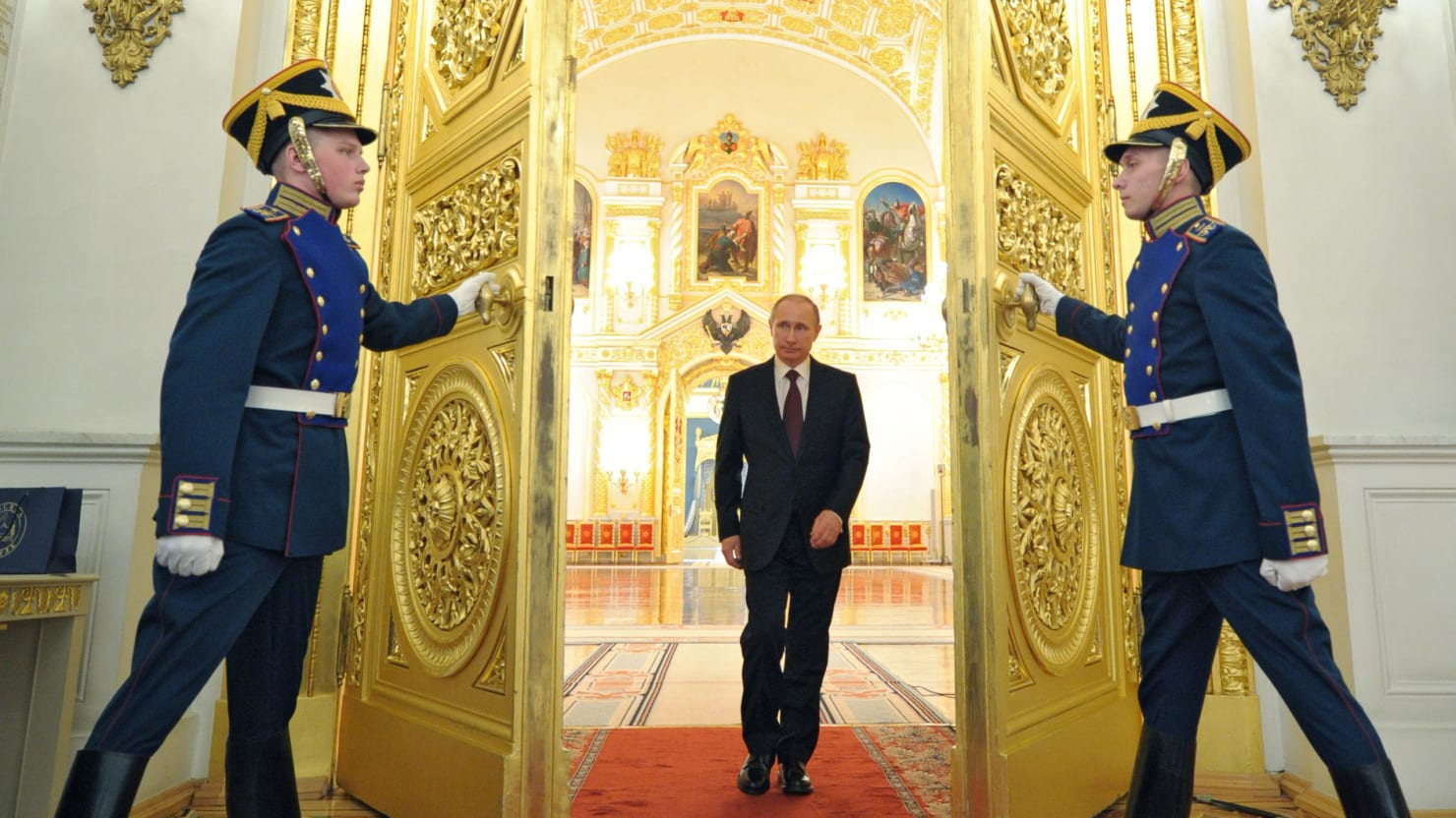 Putin Can Take Ukraine Without an Invasion, and Probably Will