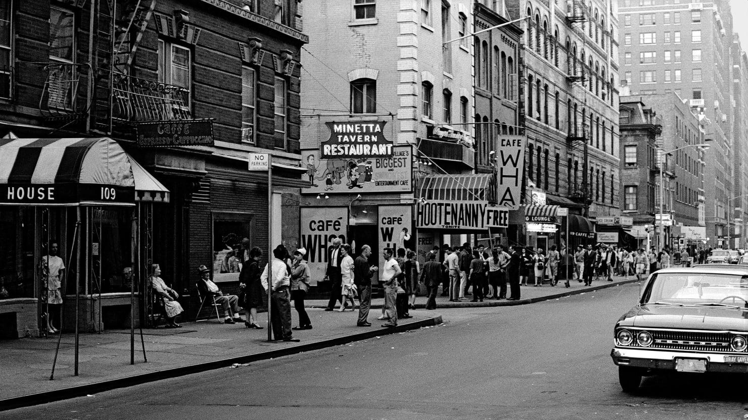 The Good Old Greenwich Village Days Photos