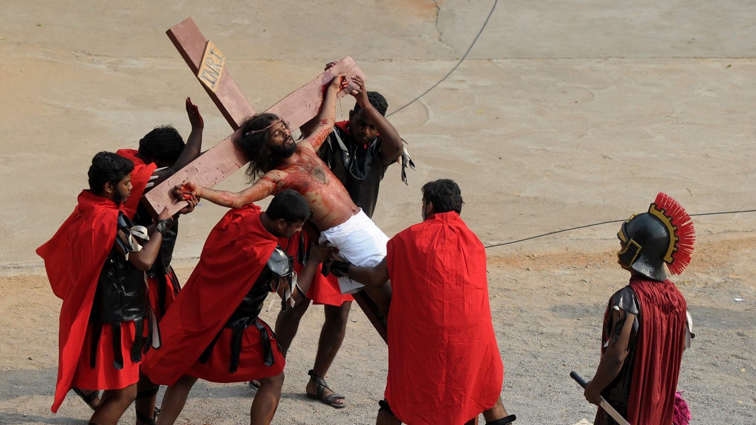 Flagellations, Crucifixions, and Processions: Good Friday ...