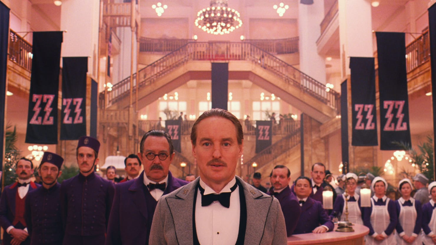 the look of the grand budapest hotel   grand budapest hotel we sit down the production designer of wes anderson s gorgeous new film to out how it was done the amazing answer