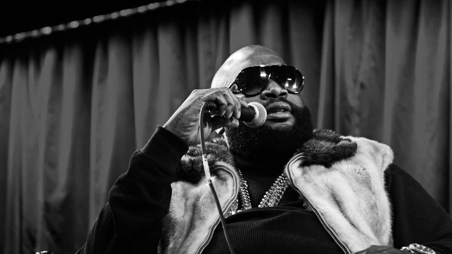 Exclusive: Rapper Rick Ross Discusses Trayvon Martin, Jay Z, Building His MMG Empire, and More