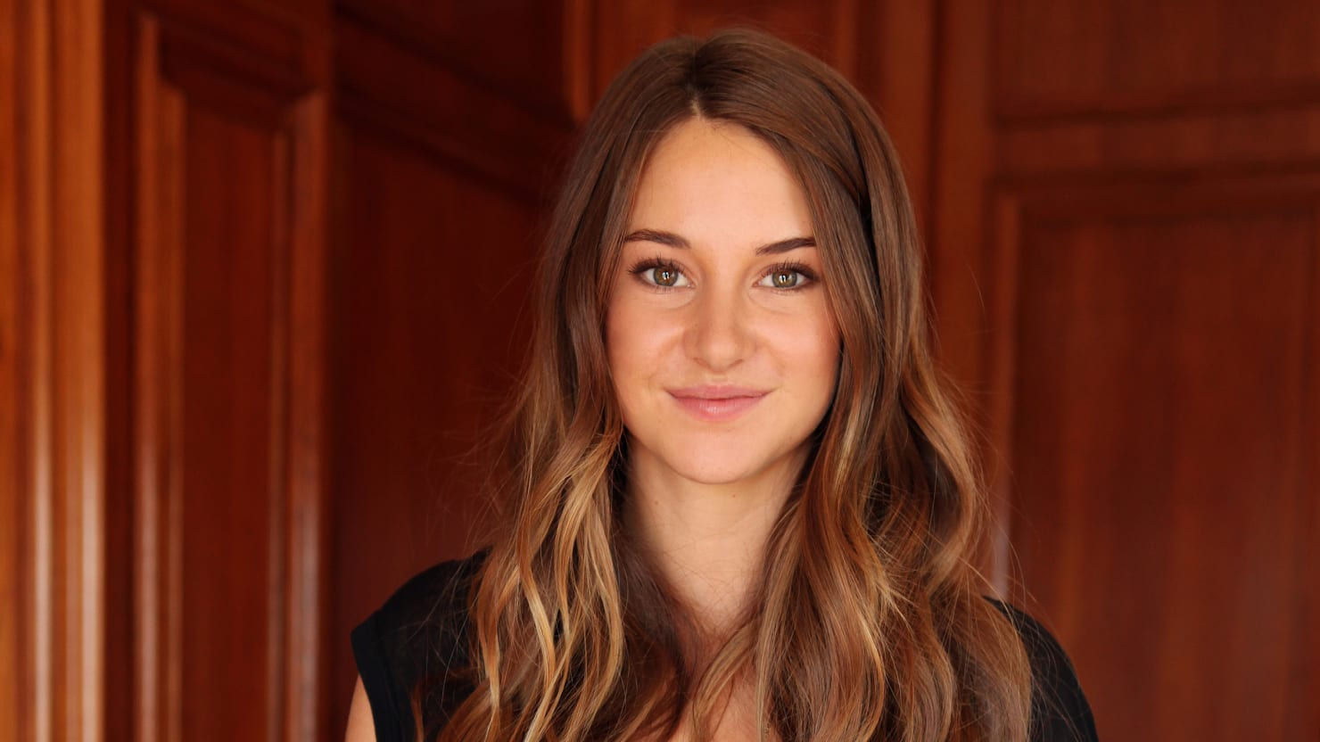 Exclusive: Shailene Woodley On 'Divergent,' J. Law, and Why She Turned Down 'Fifty Shades of Grey'