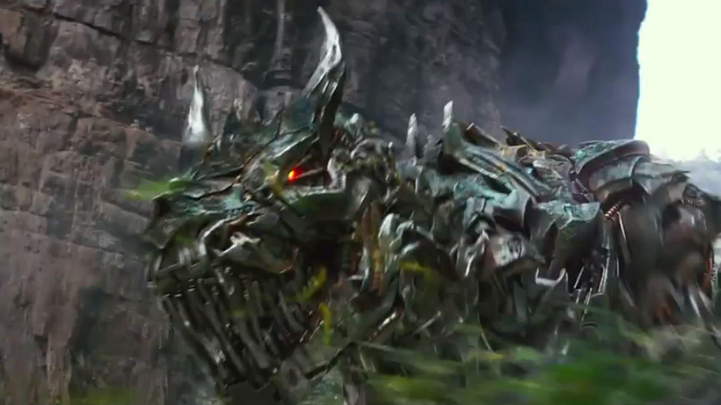 Rage against the machine dinosaur what s a transformer - Dinosaure transformers ...