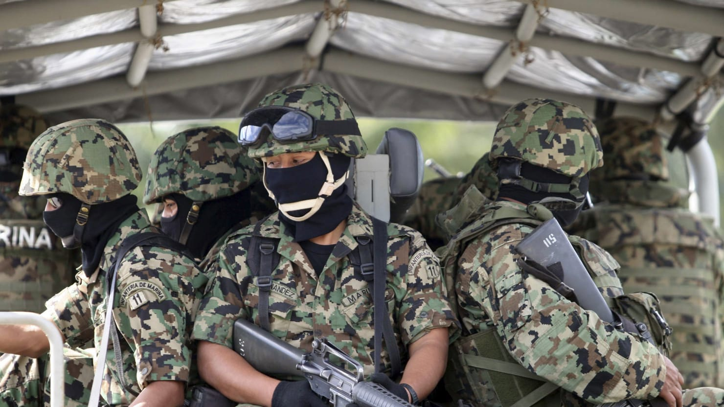 For Mexico's Marines, An Epic Cartel Bust With Another Tragedy in Mind