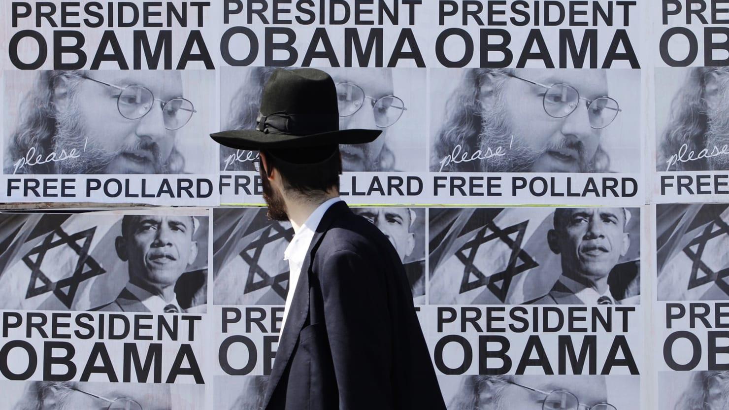 Obama Admin Confirms: We May Free Israeli Spy to Save Peace Talks