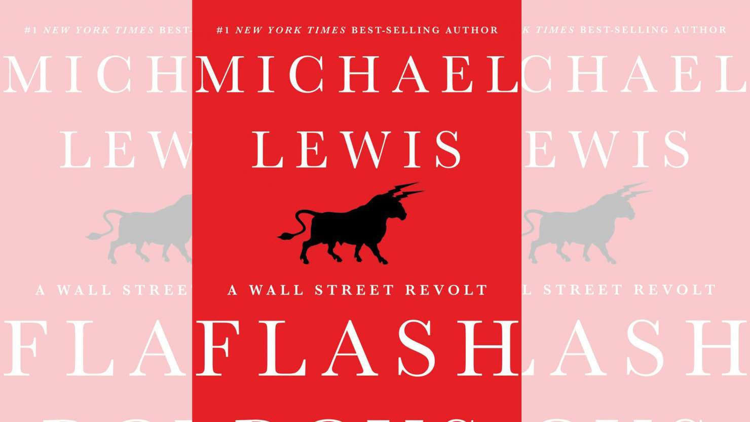 Speed Reading Michael Lewis's 'Flash Boys'