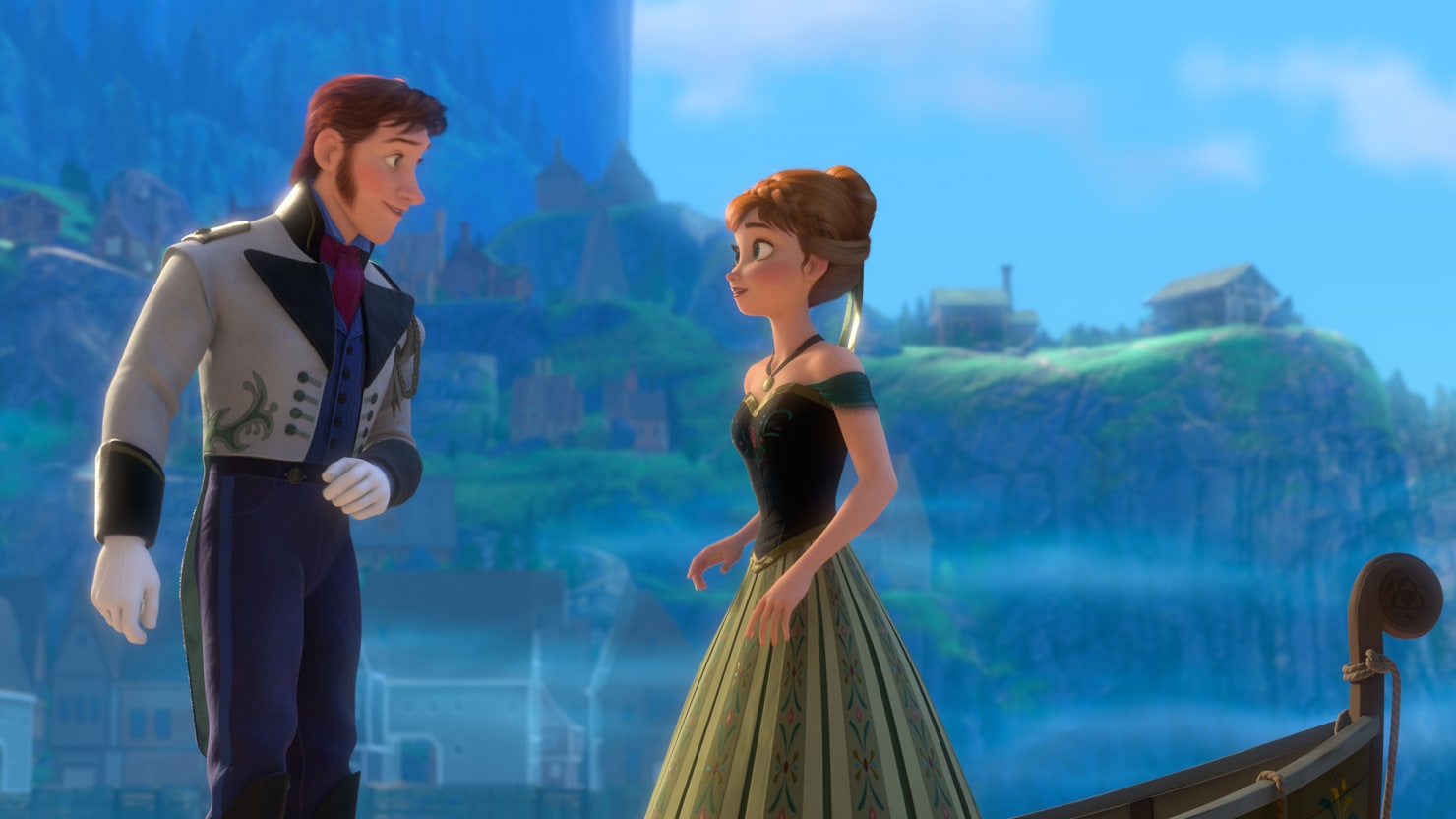 Why frozen is the highest grossing animated movie ever frozen is now the highest grossing animated film in history earning 1072 billion worldwide heres how it happened voltagebd Gallery