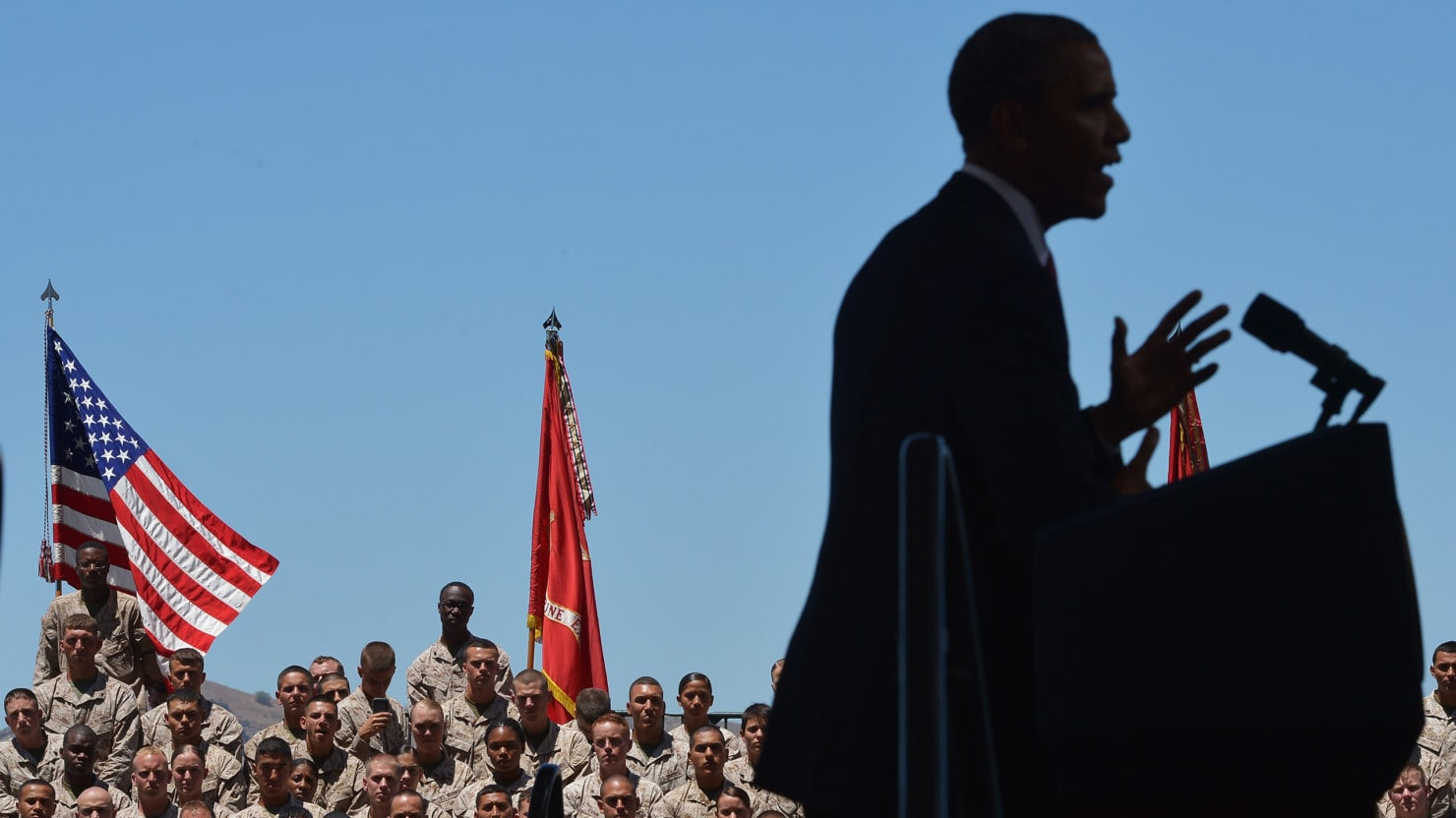 Obama Must Show He'll Use Military Means to Deter Russia in Ukraine