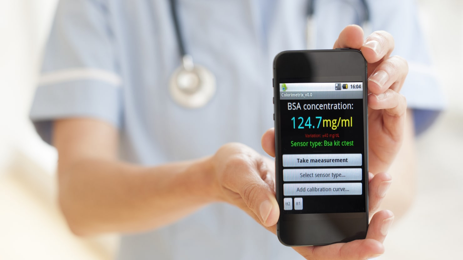 New Camera-Centric Smartphone App Puts Health Care in Your Pocket