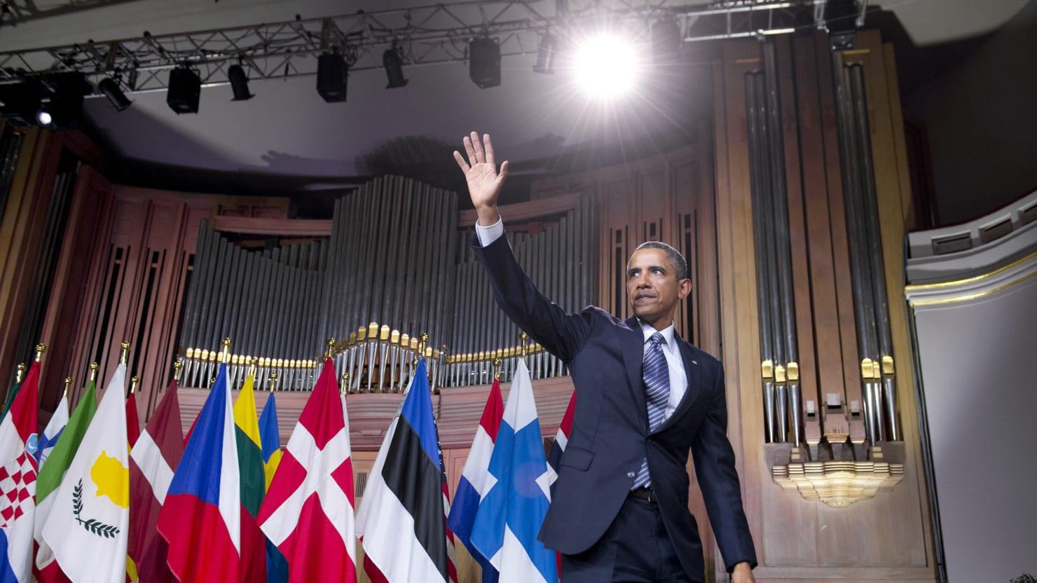 president obama�s belgian waffle