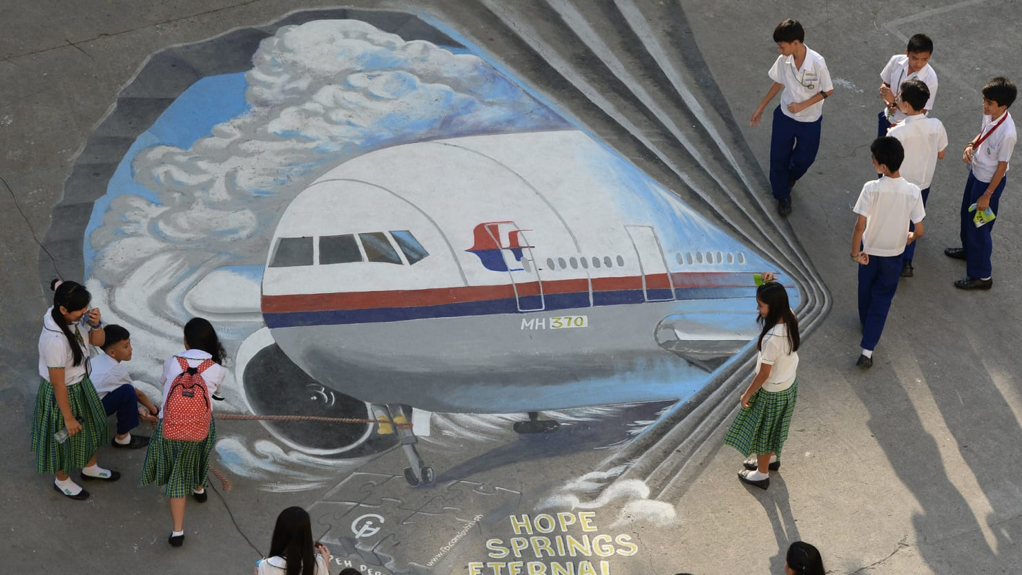 Malaysia's Sinister Timeline for Flight 370 Unravels
