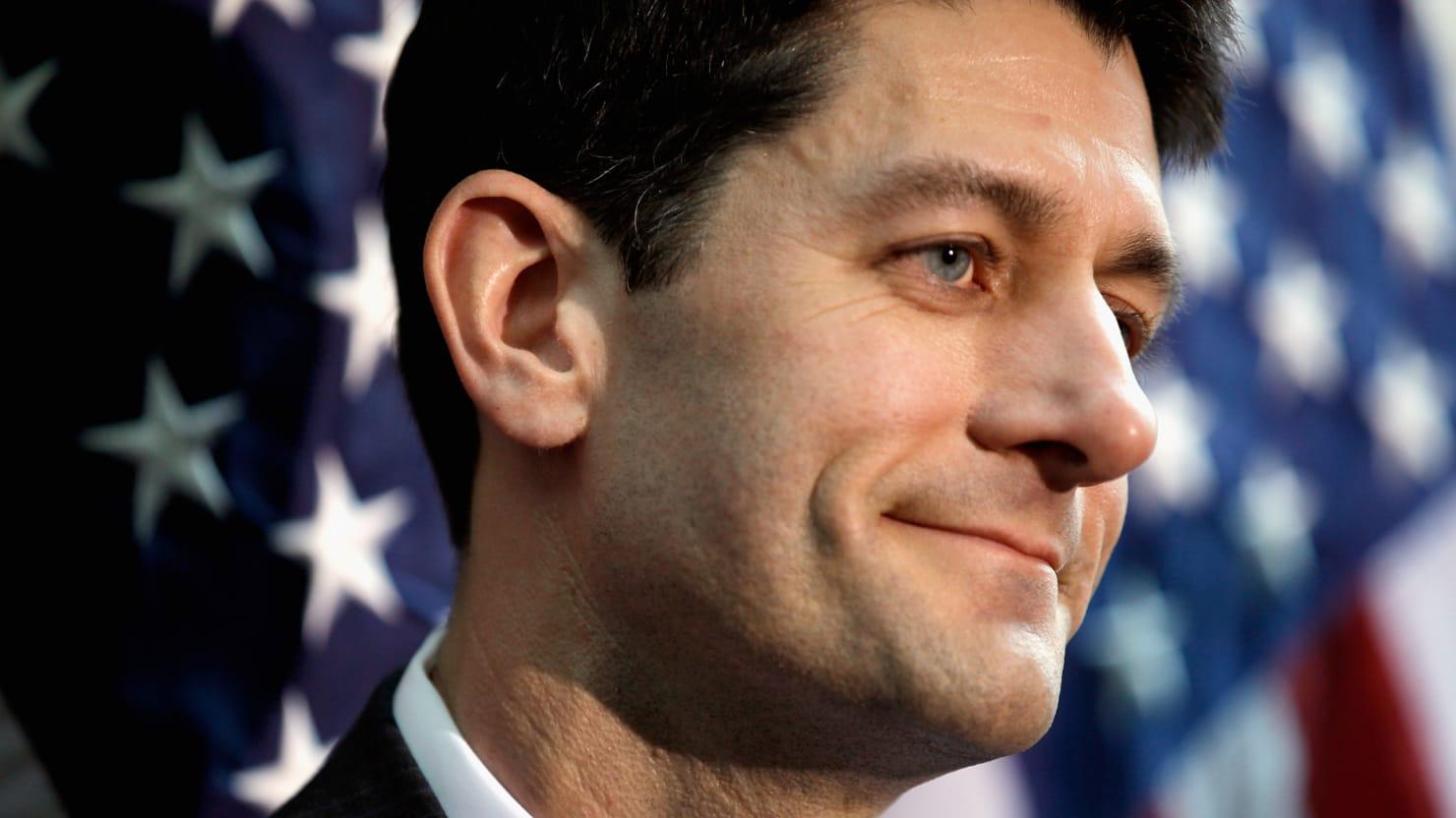 In Defense of Paul Ryan: He Isn't Racist, He's Right
