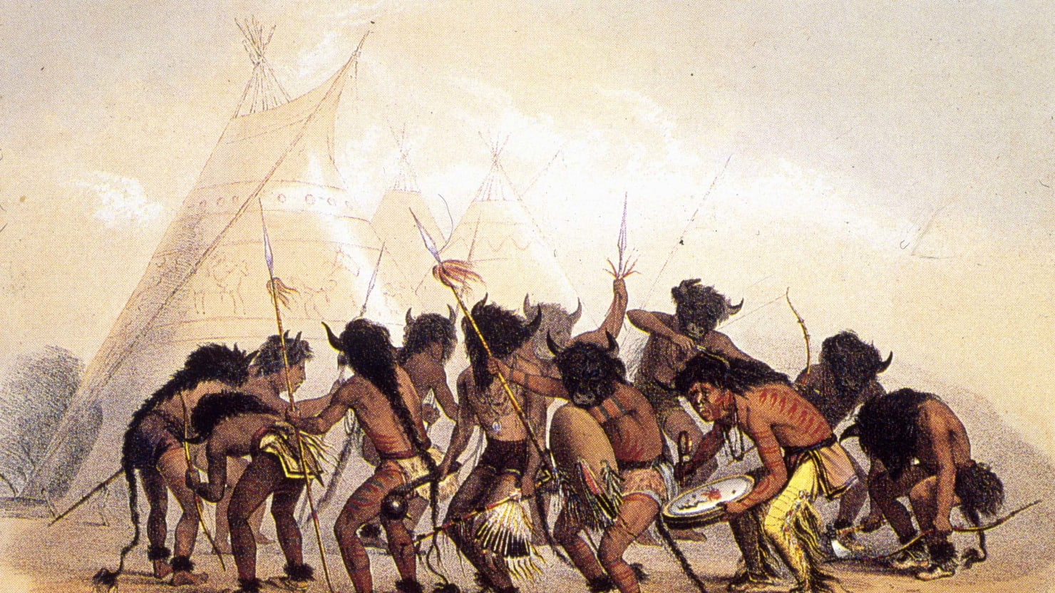 the tribe at the center of america the story of the mandan