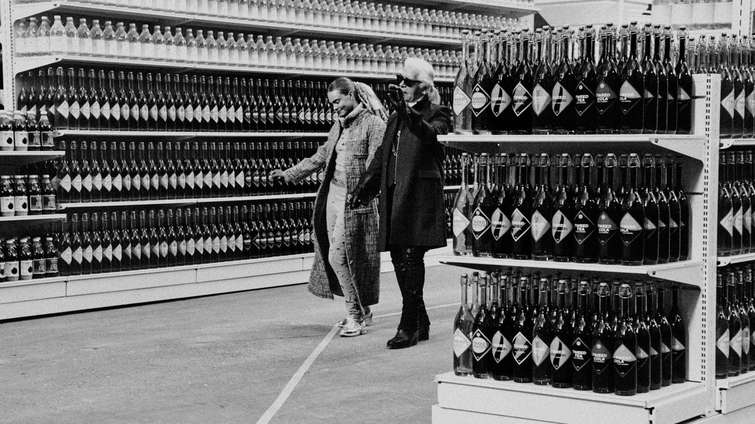 Shop 'Til You Drop at Chanel: Fall/Winter 2014 Paris Fashion Week (PHOTOS)