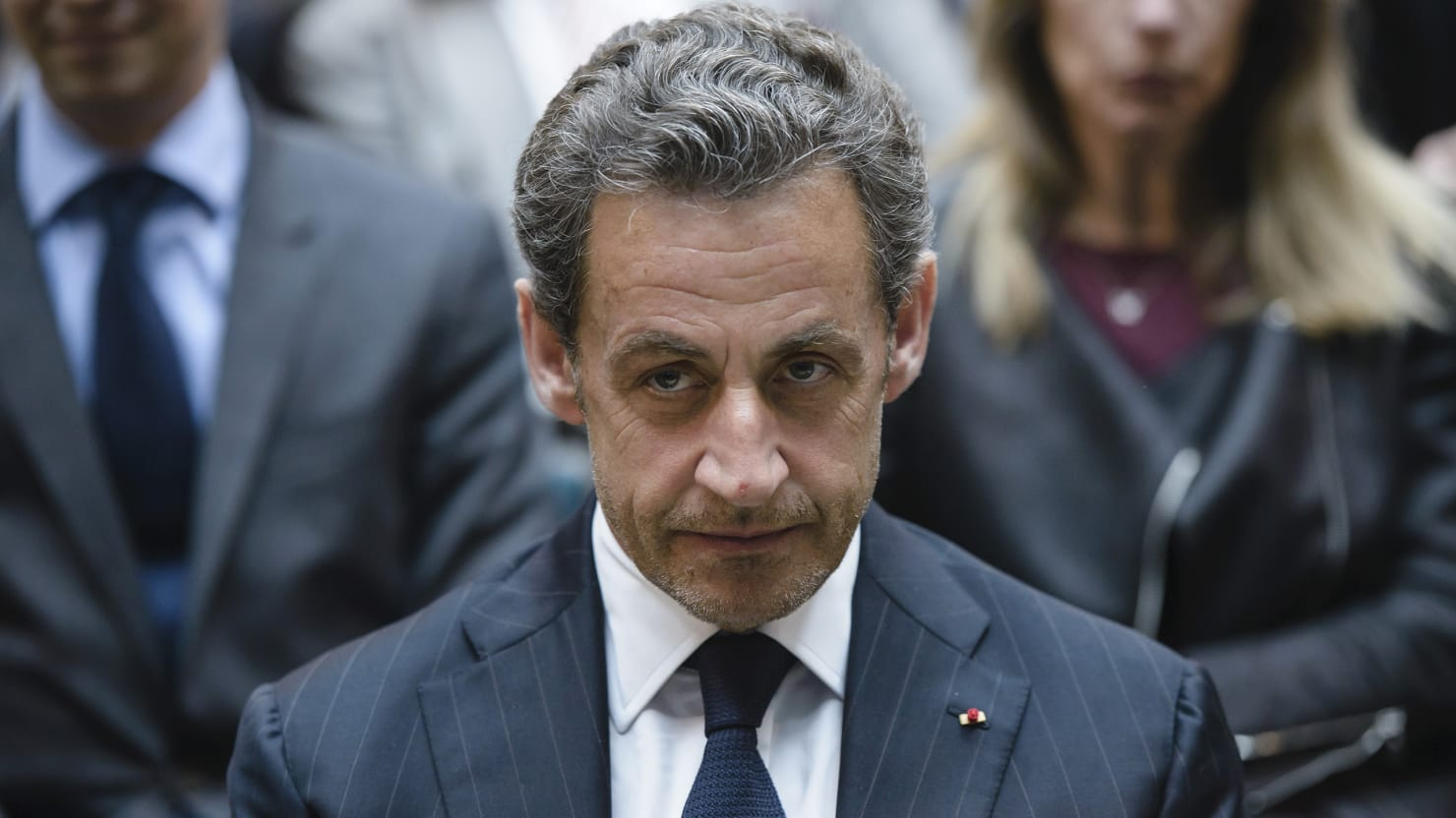 Judge Ordered Sarkozy Phone Tapped